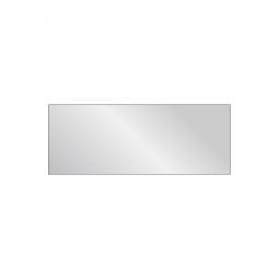 Fachboden für Aluminiumregale, geschlossen, BxT 1150 x 440 mm, für 500 mm Regaltiefe