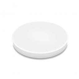 Haftmagnete, weiß, Durchmesser 30 mm, Haftkraft 800 g, Paket=10 Magnete