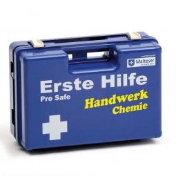 """Erste-Hilfe-Koffer """"Labor und Chemie"""", BxTxH 310 x 130 x 210 mm, Inhalt nach DIN 13157 mit spezifischer Zusatzausstattung"""