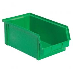 Sichtbox CLASSIC FB 3Z, LxBxH 350/300 x 200 x 145 mm, Gewicht 530 g, 8,7 Liter, grün