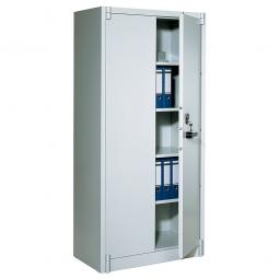 Feuergeschützter Büroschrank, HxBxT 1950x930x500 mm, Gewicht ca. 119 kg