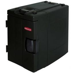 Isolier-Transportbox, 89 Liter, schwarz, BxTxH 476x679x705 mm, Polyethylen/EPS, FG940800BLA