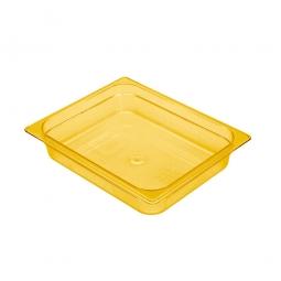 Gastronorm-Schale GN1/2, LxBxH 325 x 265 x 65 mm, 3,8 Liter, Ultem