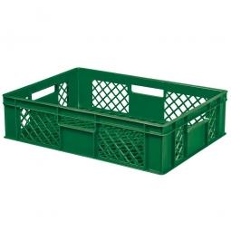 [B-Ware] - Bäckerkorb, LxBxH 600 x 400 x 150 mm, grün