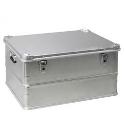 Alubox, Inhalt 157 Liter, LxBxH 790x585x415 mm, Gewicht 8,4 kg