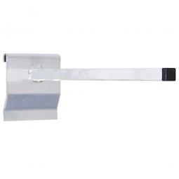 Universalhalter vierkant,15x15 mm,Länge 300 mm