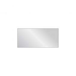 Fachboden für Aluminiumregale, geschlossen, BxT 950 x 440 mm, für 500 mm Regaltiefe