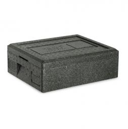Thermobox, GN1/2 mit Deckel, 7 Liter, LxBxH 390 x 330 x 145 mm