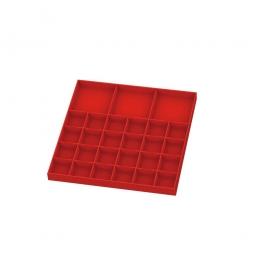 Kleinteilekästen, Für Schubladen mit Innenmaß 500x450 mm