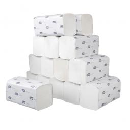 Qualitäts-Tücher (1 VE = 30 Pack á 124 Blatt), hochweiß, 2-lagig