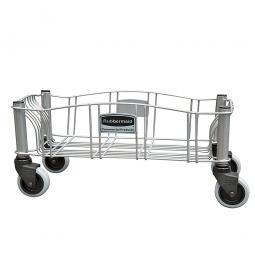 """""""Slim Jim"""" Rollwagen, einfach, BxTxH 236 x 516 x 241 mm"""