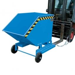 Kastenwagen, LxBxH 1400x1070x1220 mm, Volumen 600 Liter, Tragkraft 300 kg, Gewicht 128 kg, lackiert