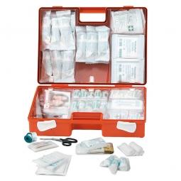 Erste-Hilfe-Koffer mit Inhalt Ö-NORM Z 1020 Typ ll, BxTxH 310 x 130 x 210 mm