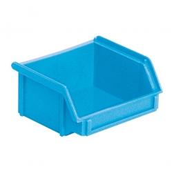 Sichtbox CLASSIC FB 6, LxBxH 95/65 x 100 x 50 mm, Gewicht 47 g, 0,3 Liter, blau