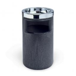 Standascher mit Abfabehälter, ØxH 320x495 mm