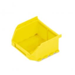 Sichtbox FUTURA FA 6, gelb, Inhalt 0,4 Liter, LxBxH 90/65 x 100 x 50 mm, Gewicht 50 g