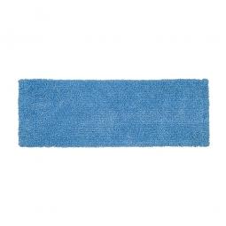 Mikrofaser-Flachmopp mit Taschen und Laschen, 435 x 140 mm