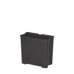 Innenbehälter für Tretabfalleimer Slim Jim, 15 Liter, BxTxH 237 x 311 x 376 mm, PE-HD