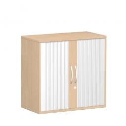Rollladenschrank FLEX, 2OH, Buche, BxTxH 800x425x798 mm