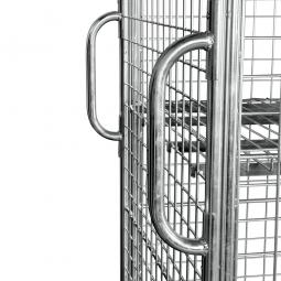 2 Griffe aus Rundrohr Ø 22 mm, 1 Set = 2 Griffe