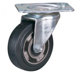 Elastik-Gummiräder Ø 125 mm, (Aufpreis pro Satz = 4 Stück)