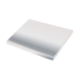 Zusatzebene für Schrägbodenregal, BxT 1300 x 1200 mm, inkl. Traversen