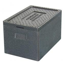 Thermobox GN1/1 mit Deckel, 45 Liter, LxBxH 600 x 400 x 315 mm
