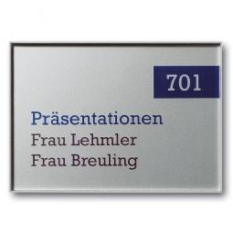 """Türschild """"Berlin"""", BxH 155x110 mm, DIN A 6"""