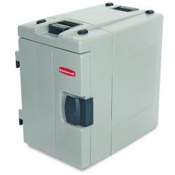 Thermobox für GN-Behälter Frontlader, 89 Liter, Hartschale, BxTxH 465 x 675 x 700 mm