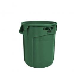 Runder Brute Container, 76 Liter, dunkelgrün