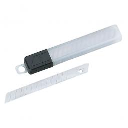 Ersatzklingen für Cutter 9 mm, (VE = 12 Klingen)