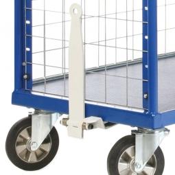 Deichsel als Zubehör für Ausführung 1200 kg