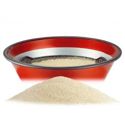 Quarz-Silbersand, 25 kg Gebinde